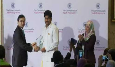Commonwealth Youth Award for the Asian region