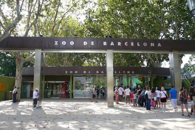 Zoo de Barcelona, Barcelona