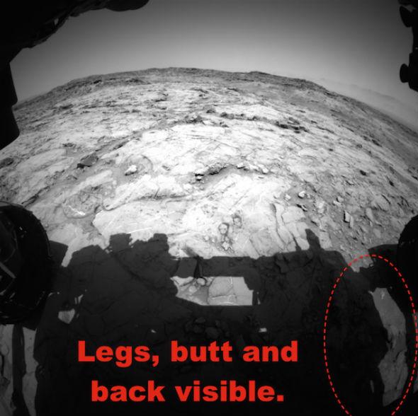 ¿El hombre ya está en Marte?