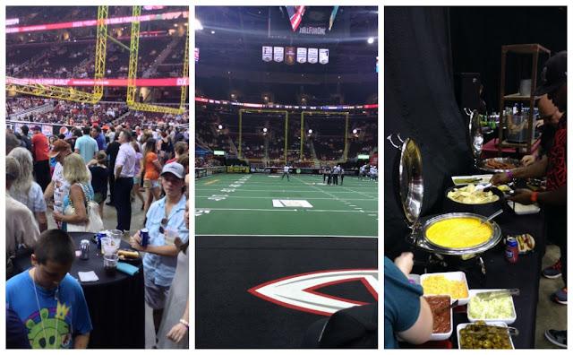 Cleveland Gladiators Tailgate Zone #CLEGlads
