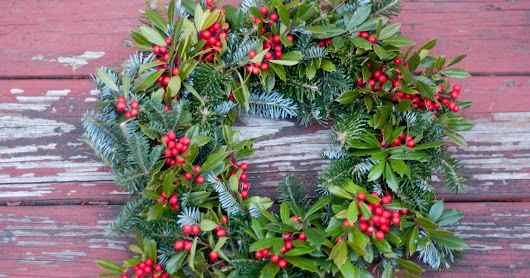 Wreaths for a Well Dressed House