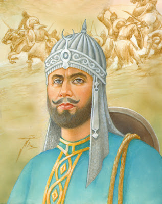 Sher Shah Suri, the lion king