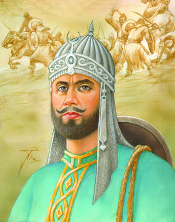 Sher Shah Suri, the lion king