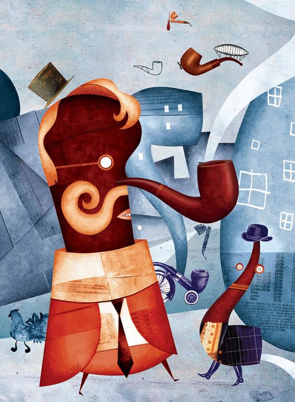 Daniel Bueno Illustration 17