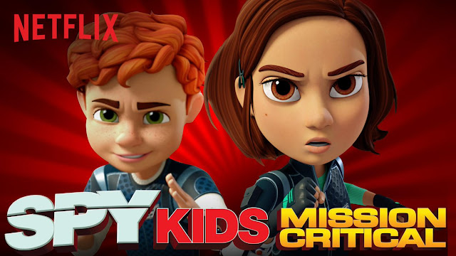 Netflix Spy Kids