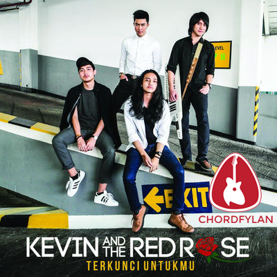 Lirik dan chord Jangan Pergi - Kevin and The Red Rose