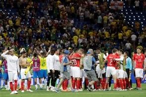 RUSIA 2018: Brasil vs Suiza empatan a un gol  en debut