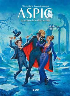 Aspic: Detectives de lo Desconocido - El baile de los Vampiros