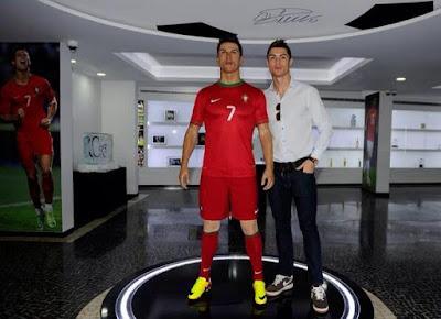 Cristiano Ronaldo CR7 museum karta Cashback Card