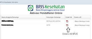 Email e-ID BPJS Kesehatan belum juga diterima