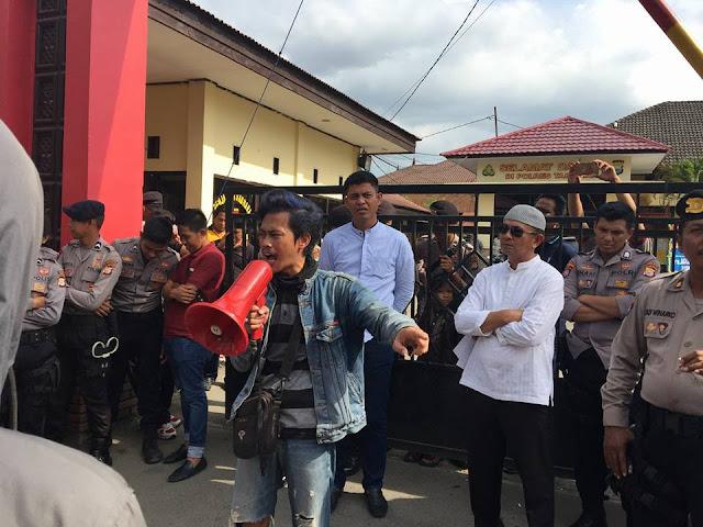 """Imbas Pukul Ketua Terpilih, Mahasiswa Hipermata ini Sebut """"Pelaku Akan Ke Peradilan"""""""