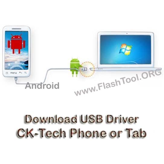 Download CK-Tech USB Driver
