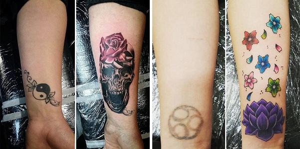 kol bilek tattoo dövme