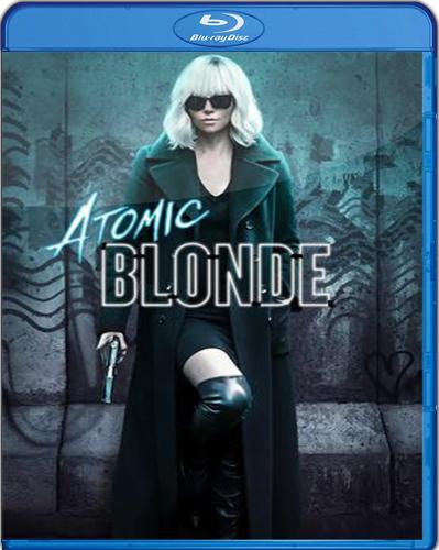 Atomic Blonde [2017] [BD50] [Latino]