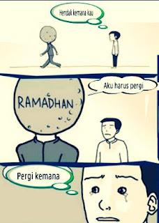 Maafkan Kami Ramadhan