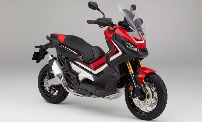 Wow Keren Coy Honda Resmi Perkenalkan Motor Matic Adventure