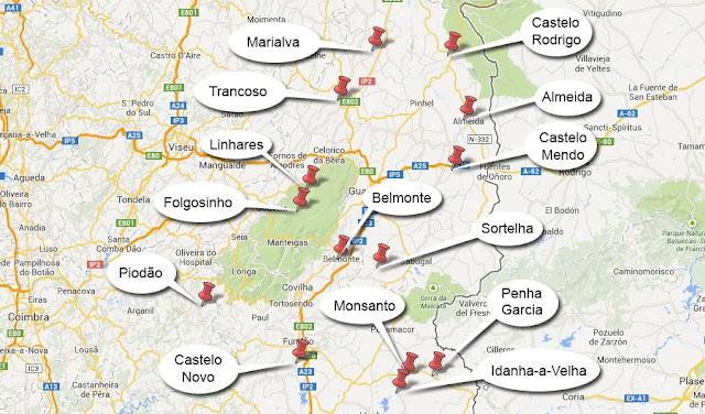 Resultado de imagem para aldeias históricas de portugal