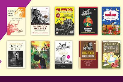 Buku Perpustakaan Desa - Buku Novel, Cerita, Humor dan Hiburan