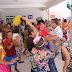 BARREIRAS FOLIA: SECRETARIA DE SAÚDE REALIZA FESTA DE CARNAVAL PARA INTEGRANTES DO CAPS E IDADE VIVA