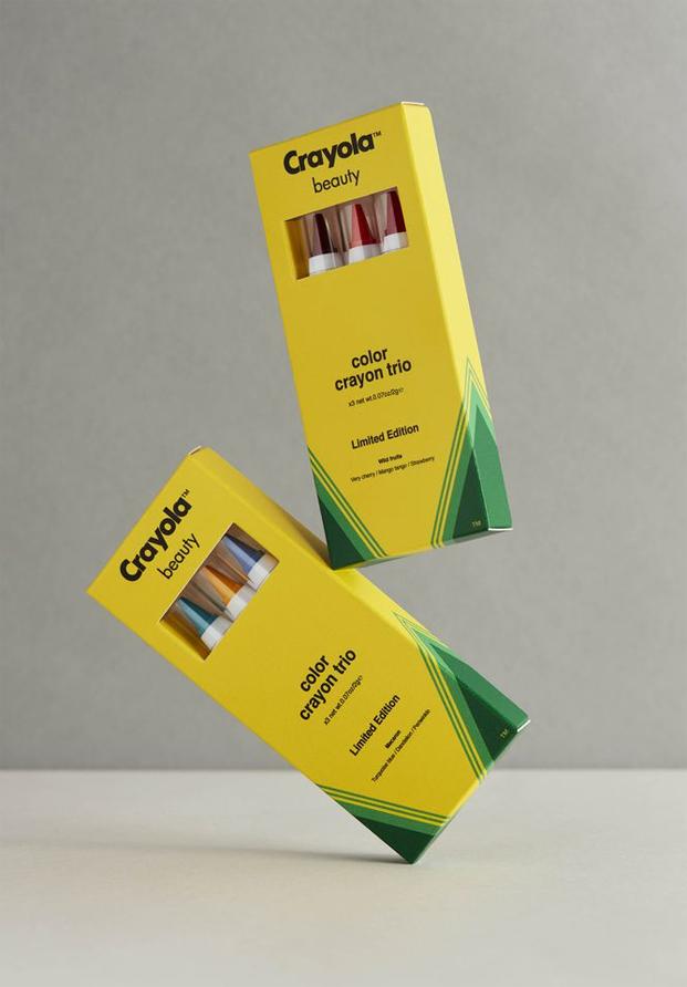 The Hot Mess Corner | Blog de belleza, moda y tendencias. : Crayola ...