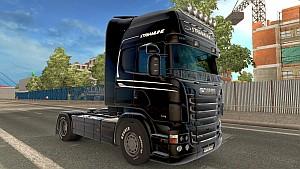 Streamline default skin for Scania RJL