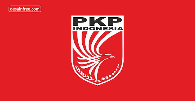Logo Partai PKP Indonesia Format CDR