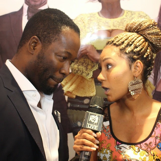 10611088 603348469773896 2008094549 n Exclusive photos from Yvonne Nelsons movie Single Married Complicated Premiere