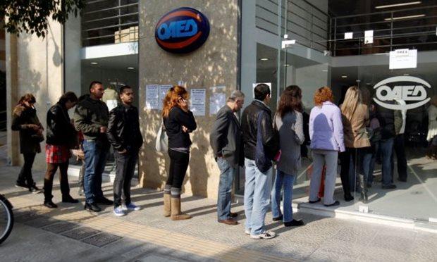 «Πρωταθλήτρια» στην ανεργία η Ελλάδα, σύμφωνα με την  EUROSTAT!