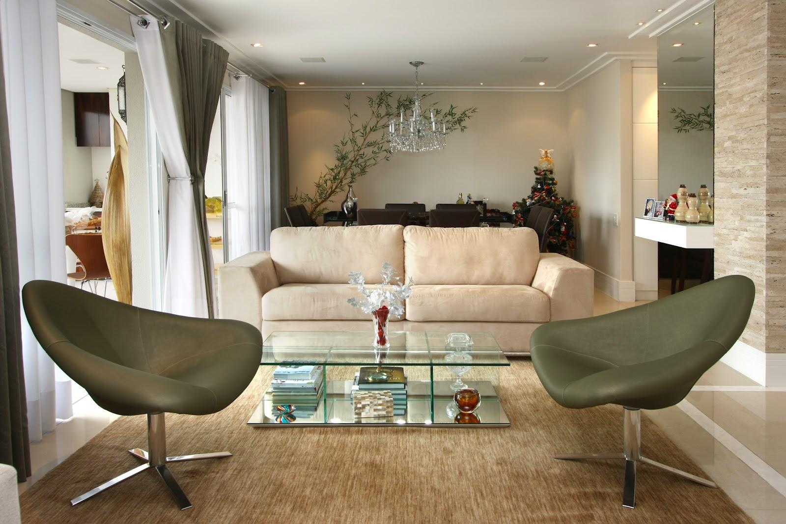 Fotos de sala de estar decorada for Fotos de sala de estar
