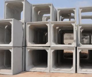 Saluran Box Culvert Beton