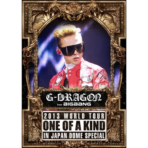 G-Dragon (BIGBANG) – G-DRAGON 2013 WORLD TOUR ONE OF A KIND IN JAPAN DOME SPECIAL (FLAC + ITUNES PLUS AAC M4A)