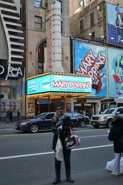 NEW YORK - MUSICAL MARY POPPINS