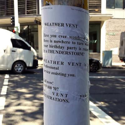 Service Advert in Surry Hills Sydney Australia