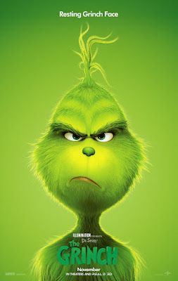 The Grinch 2018 Poster 3