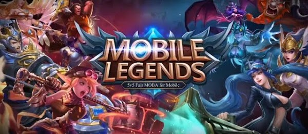 wallpaper mobile legend bergerak apk
