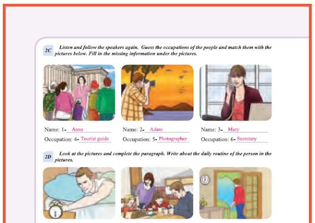 9. Sınıf Yıldırım Yayınları İngilizce A1.2 Ders Kitabı 30. Sayfa Cevapları Theme 2 Personality and Character