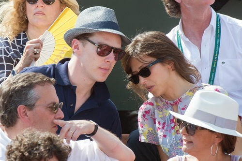 Benedict Cumberbatch And Sophie Hunter get hitched with On Valentine Day