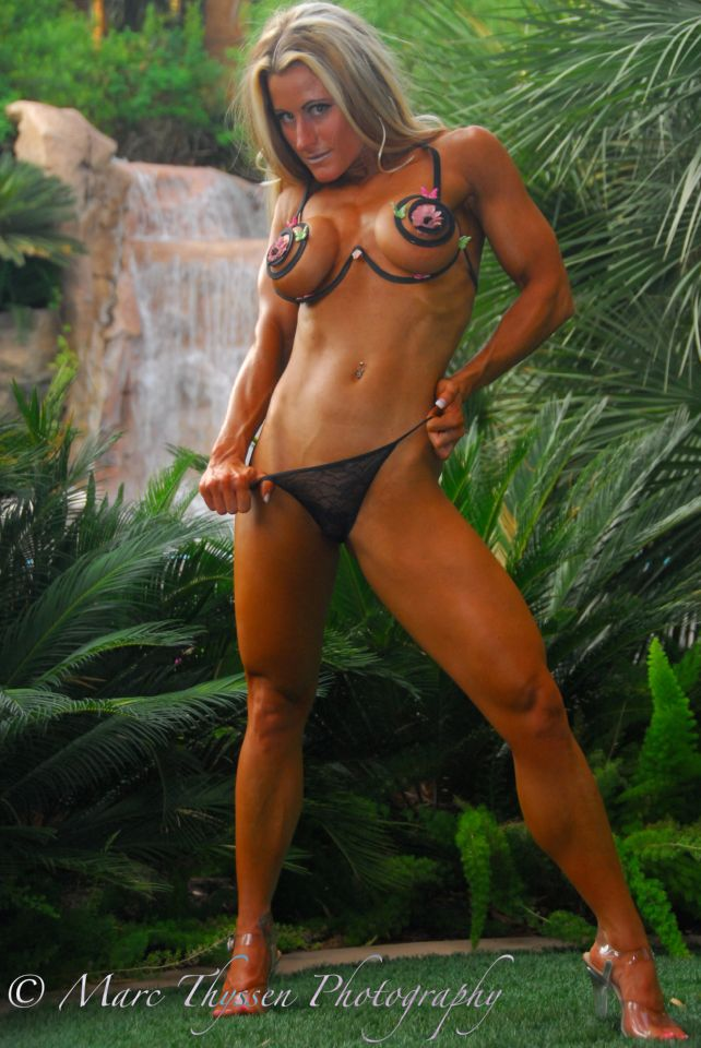 Firmly body builder nikki warner nude pity, that