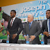 ENTERTAINMENTS: Nigerian's Biggest Football Stars Turn Up For Joseph Yobo's Centenary Game Launch!