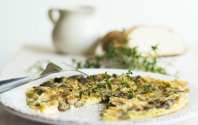 I benefici della frittata per la salute