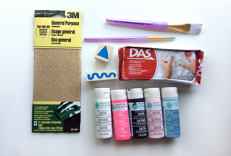 collagepdx: Product Spotlight: Das Air Hardening Modeling Clay
