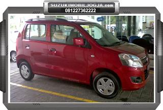Karimun Wagon R Warna Merah 3