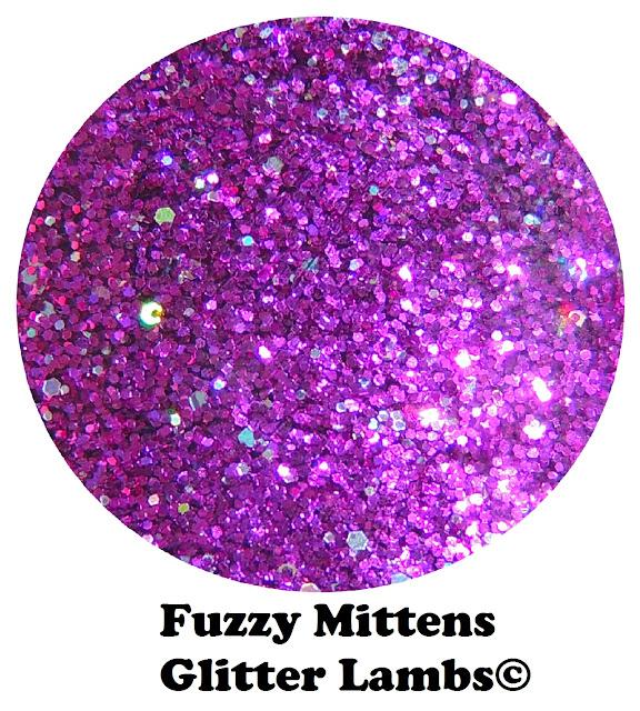 Fall 2015 Nail Polish 14 Piece Collection- Purple Glitter Nail Polish