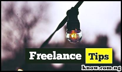 how to succeed as a freelancer in Nigeria