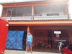 Sede Principal Carro Som Radio Elos Belém