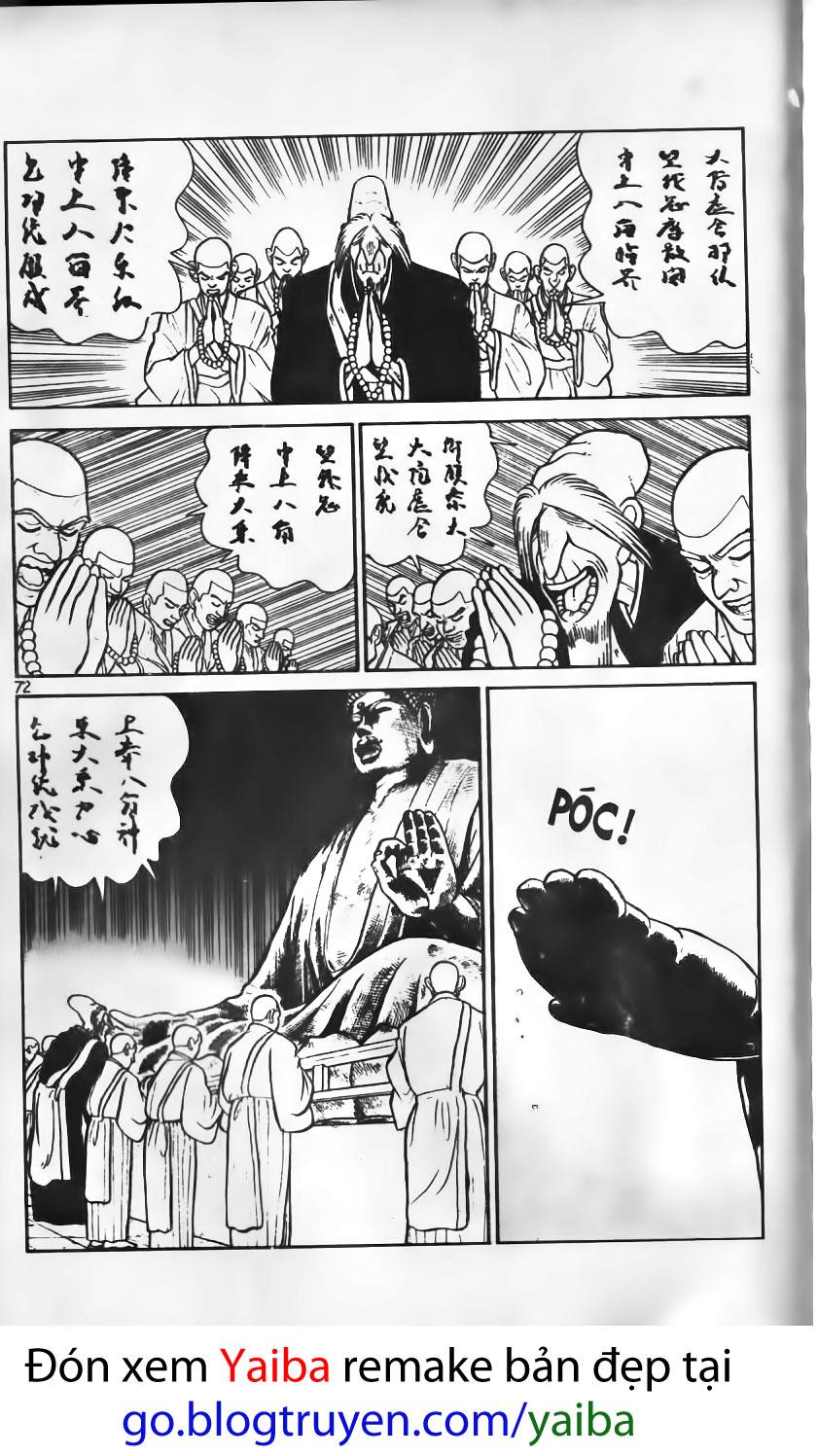 Yaiba chap 83 trang 15