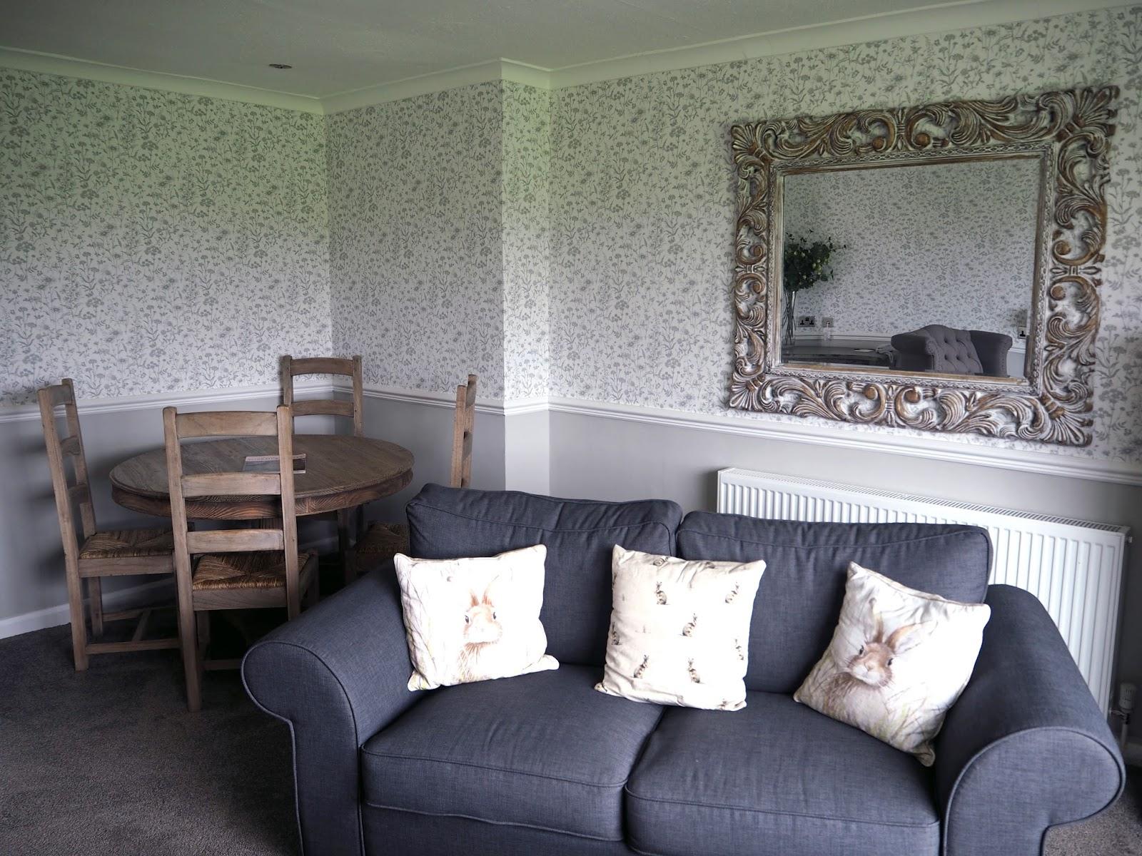 Suite 51, living room, Stirk House, Gisburn