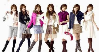 Model Baju Korea Terbaru Trend 2016 Paling Keren