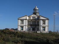 Faro del Cabo Peñas, Asturias