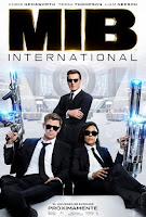 Hombres de Negro: Internacional (Men in Black: International) (2019)